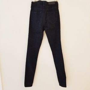 Big Star Jeans - BIG STAR 1974 ella black Denim skinny jeans pants